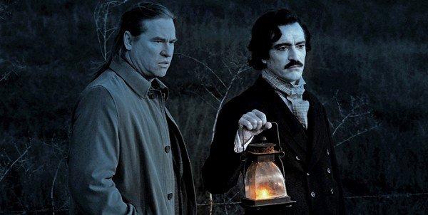 Poe-Hall dans Articles